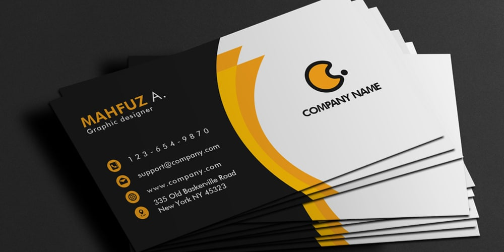 Business Card Designs PSD