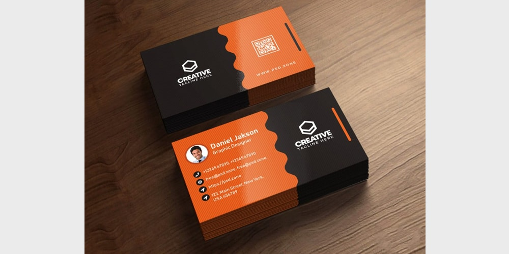Clean Business Card Templates