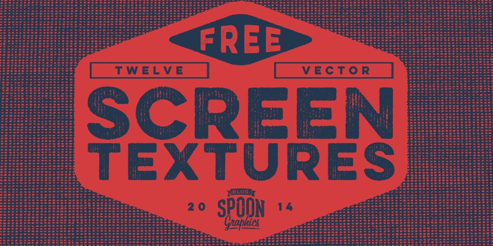 Detailed Vector Screen Textures