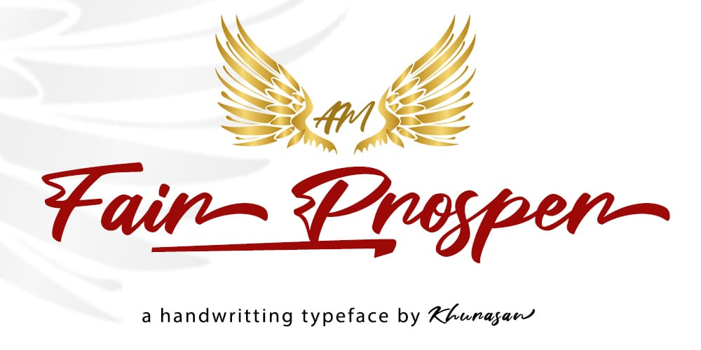 Fair Prosper Handwritten Font