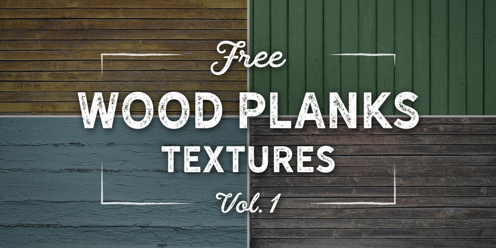 Free Wood Plank Textures