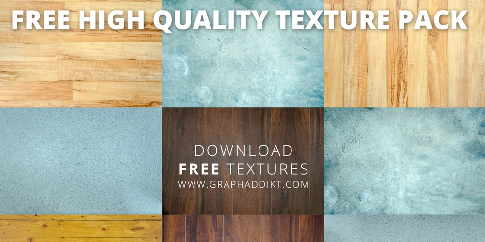 Free High Quality Texture Pack