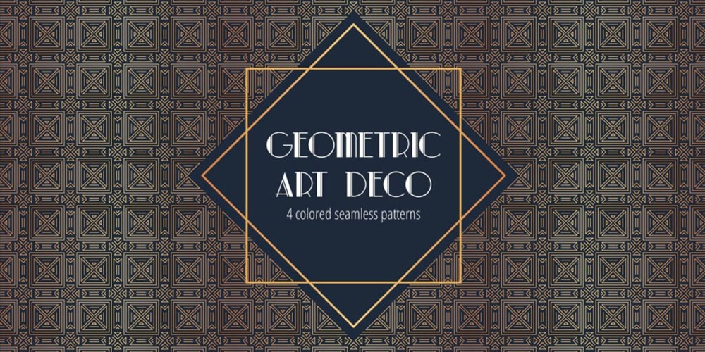Geometric-Art-Deco-Seamless-Patterns
