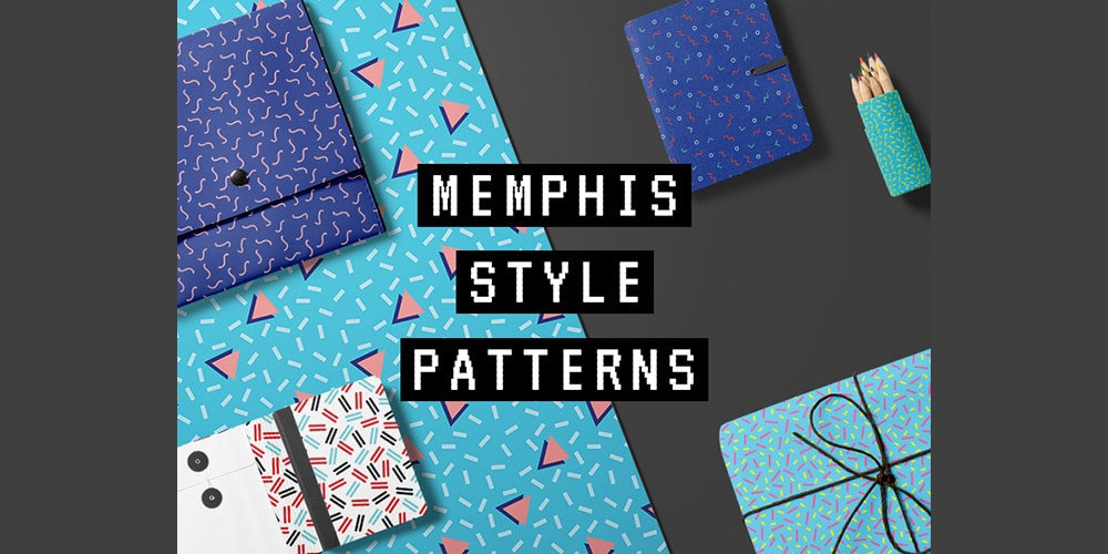 Memphis-Style-Patterns