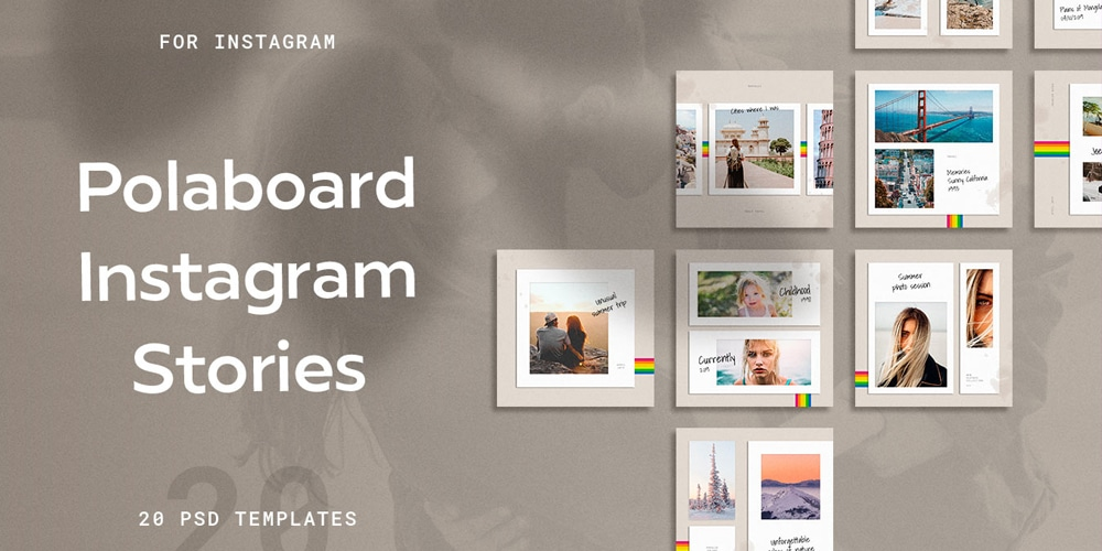 Polaboard-Instagram-Templates