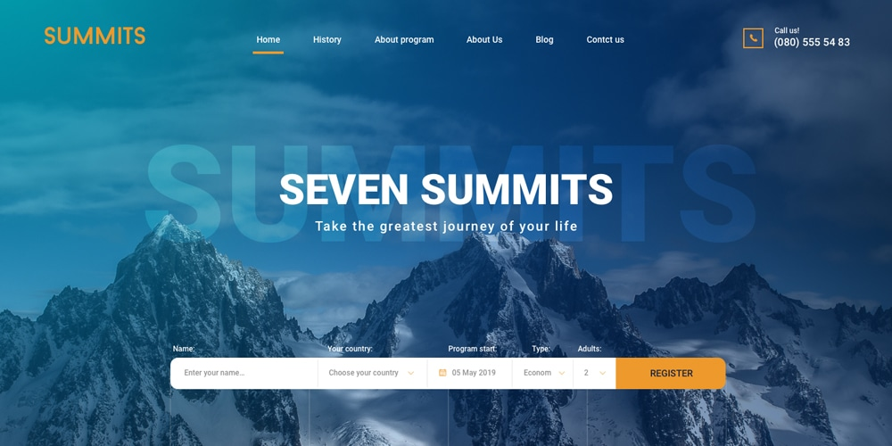 Seven Summits Travel Agency
