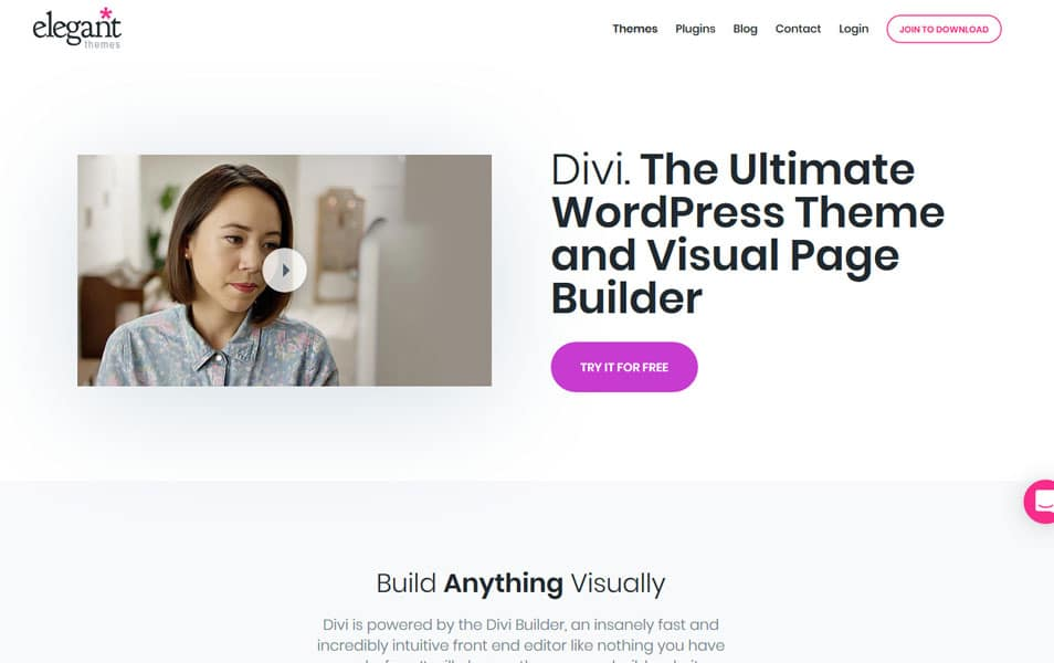 The Divi Builder