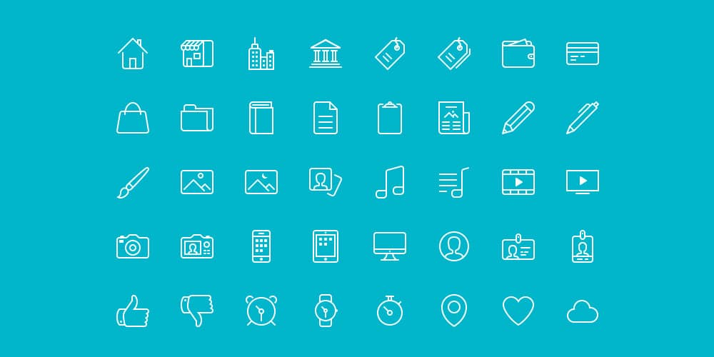 Free Bubbles Icons
