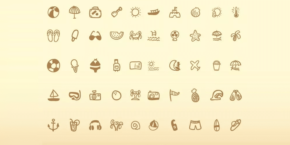 Free Svg icons for Android