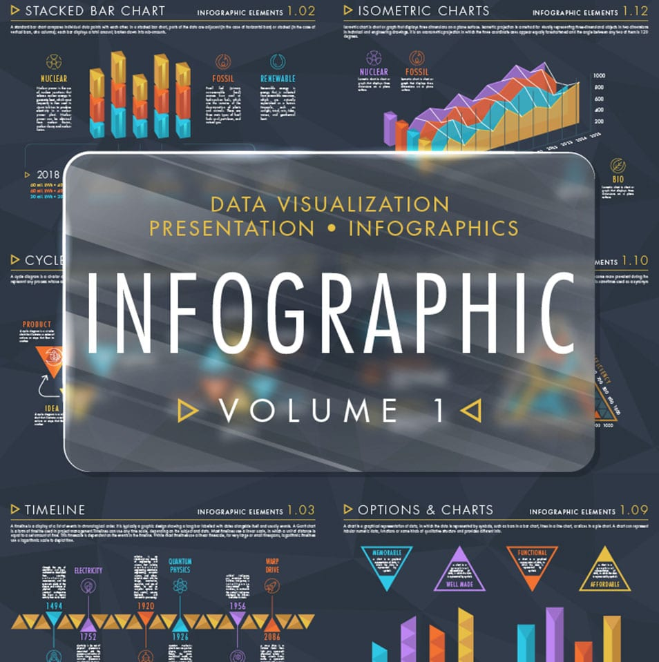 Infographic Elements Volume 1 Infographic Elements
