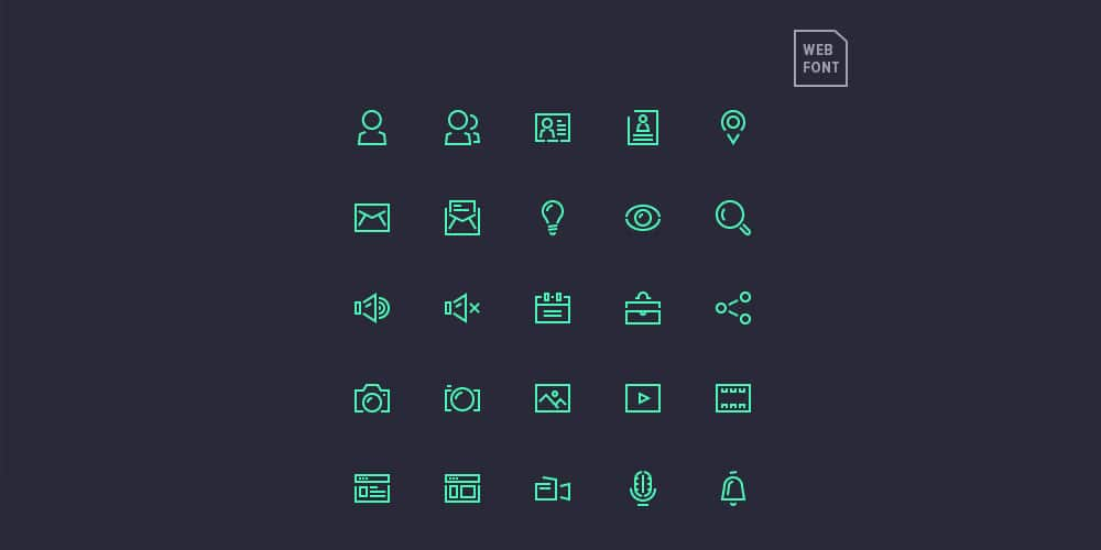 Stroke Gap Icons