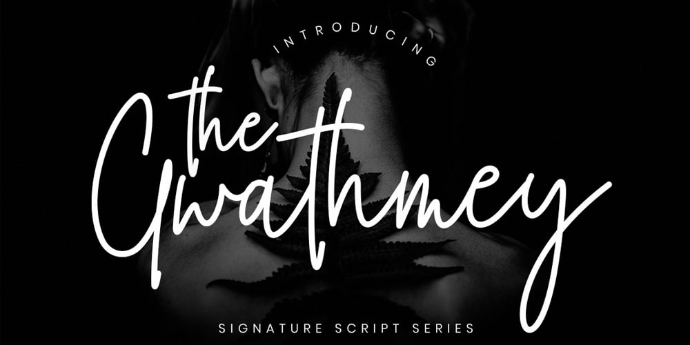 The Gwathmey Signature Script