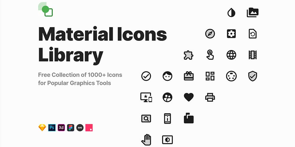 material-icons-library