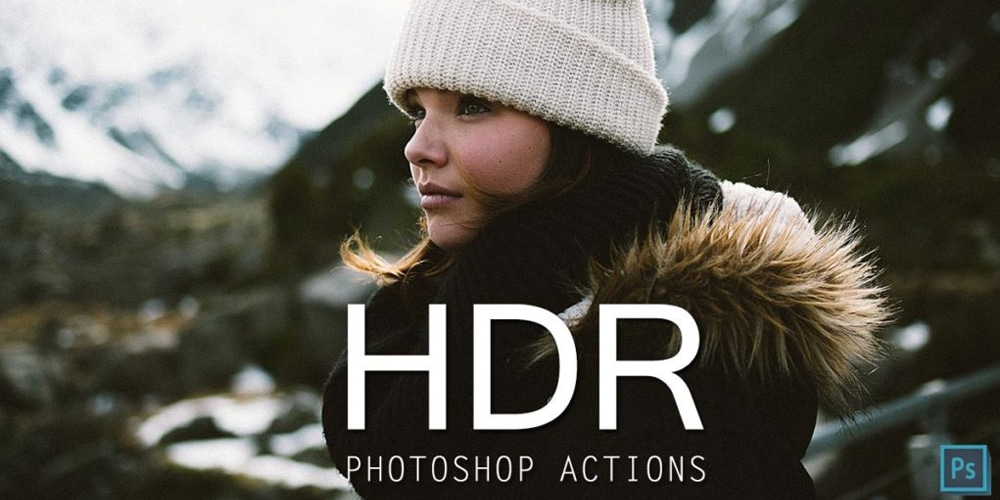 Free HDR Photoshop Actions