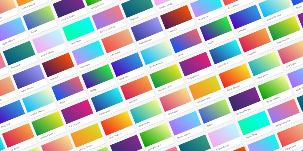 Gradients Collections