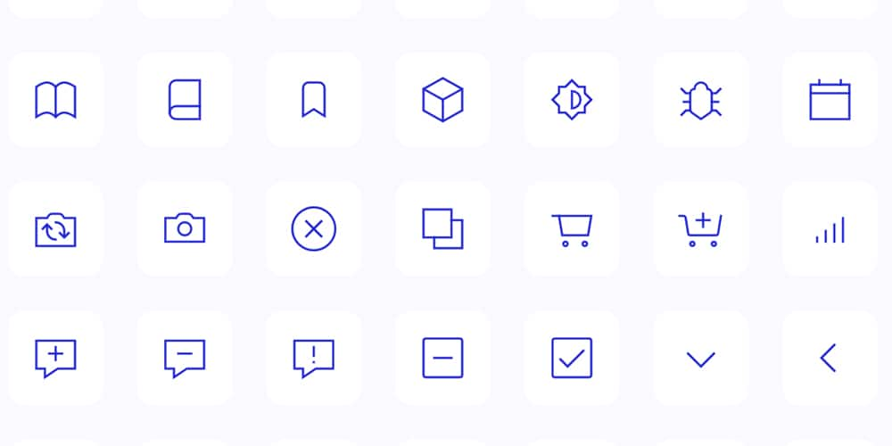 Ikonate - Free SVG Icons