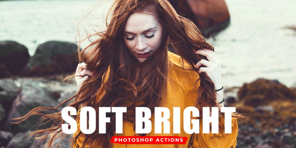 Soft Bright Photoshop Actions