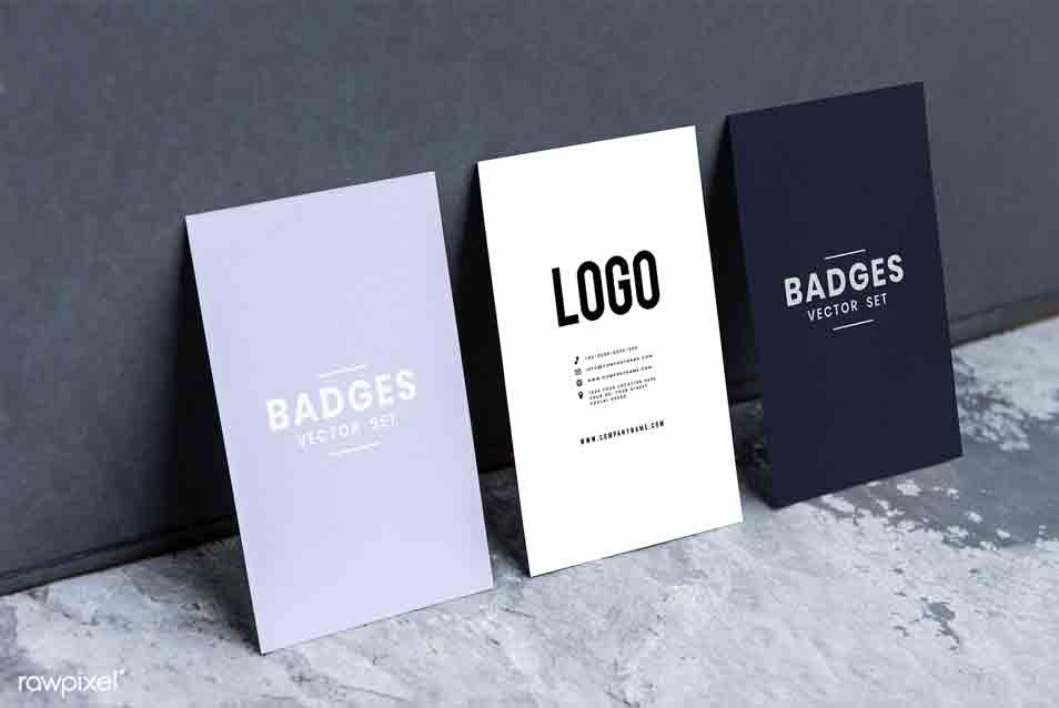 Business Card and Name Card Mockups