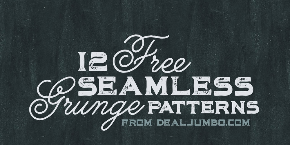 Free Grunge Seamless Patterns