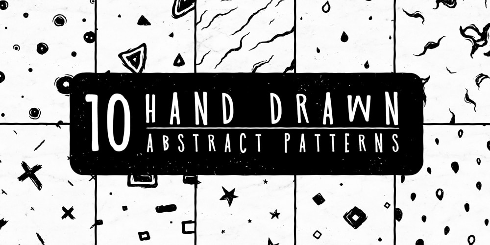 Hand Drawn Abstract Patterns