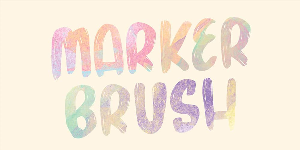 Marker Brush