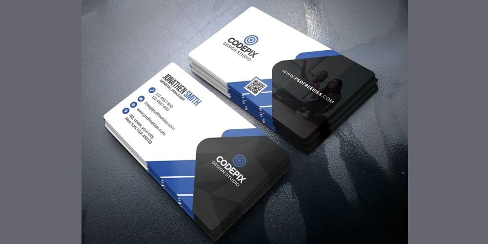 Premium Creative Business Card