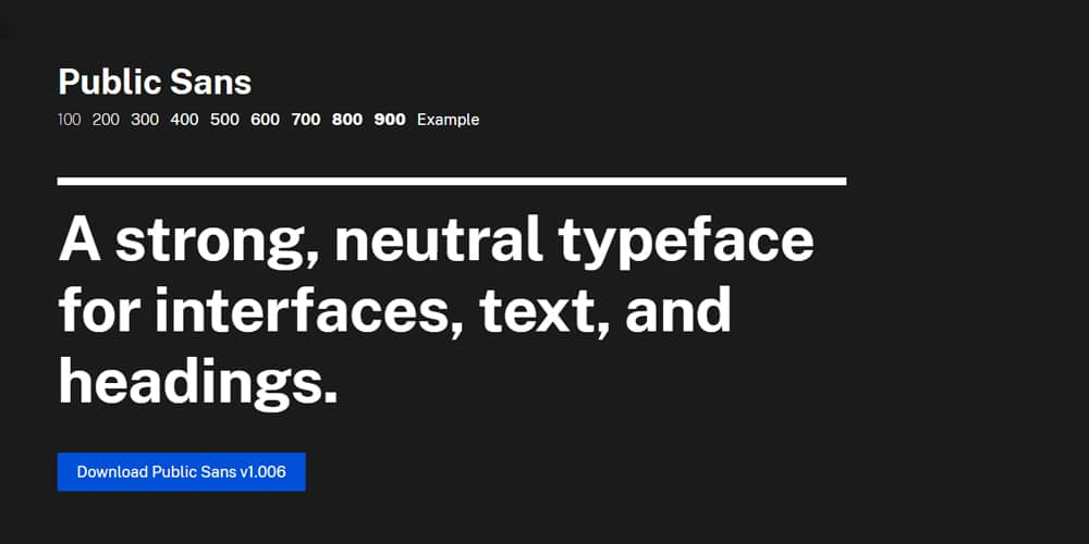 200+ Great Free Fonts For Designers 2019