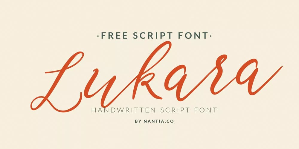 Free Calligraphy Fonts » CSS Author