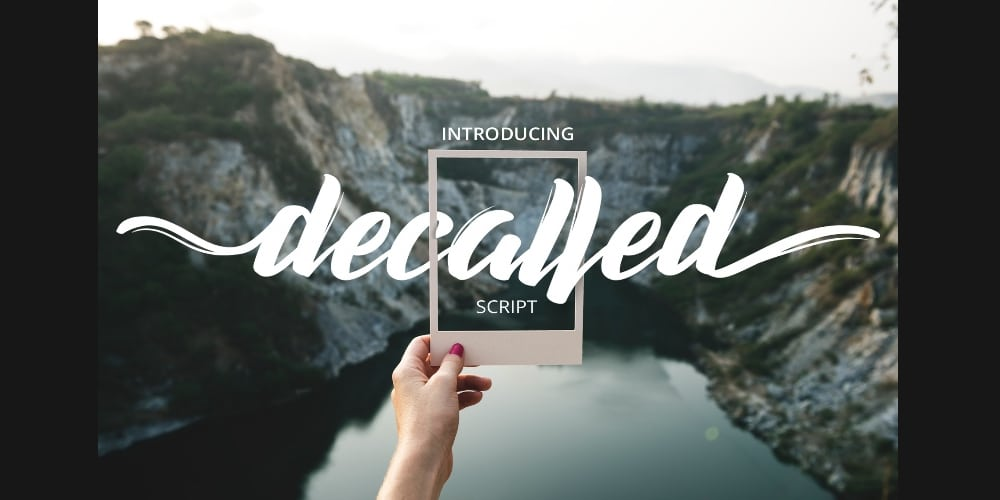 Decalled Script