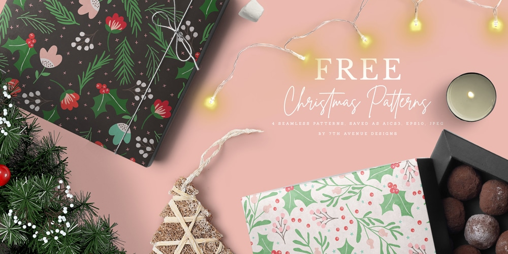 Free Christmas Patterns