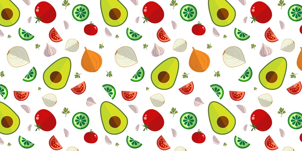 Free Guacamole Patterns