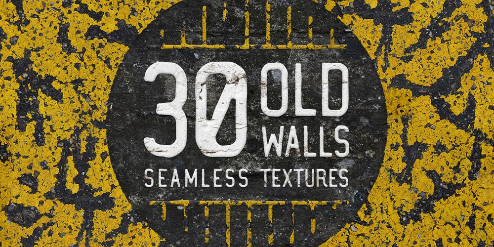Old Walls Seamless Textures