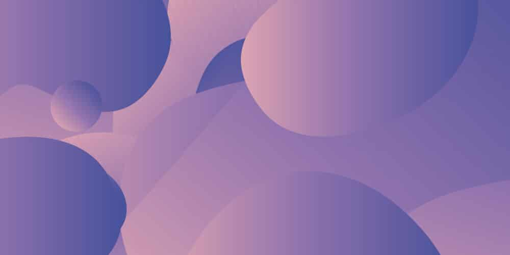 Abstract Background with Modern Gradients