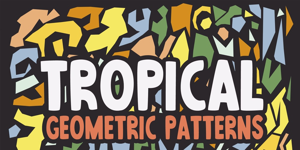 Abstract Tropical Patterns