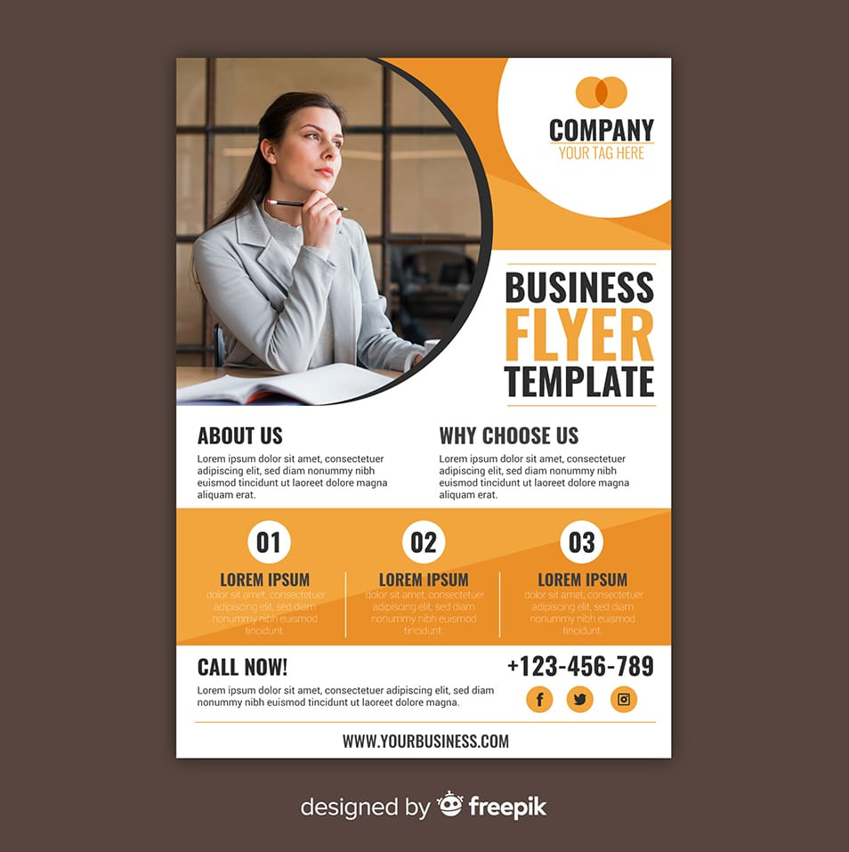 Business Flyer 4