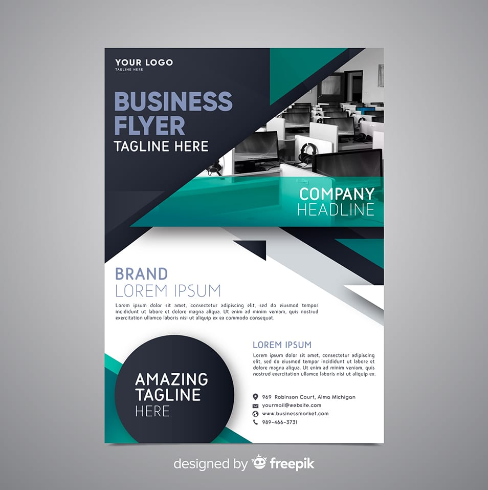 Business Flyer 8