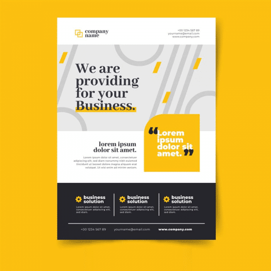 Business Flyer Templates Bundle