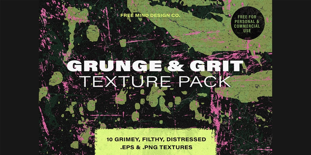 Free Grunge and Grit Textures