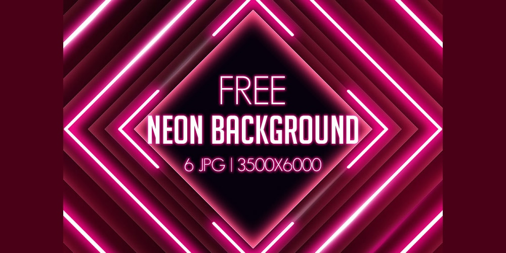 Free Neon Backgrounds