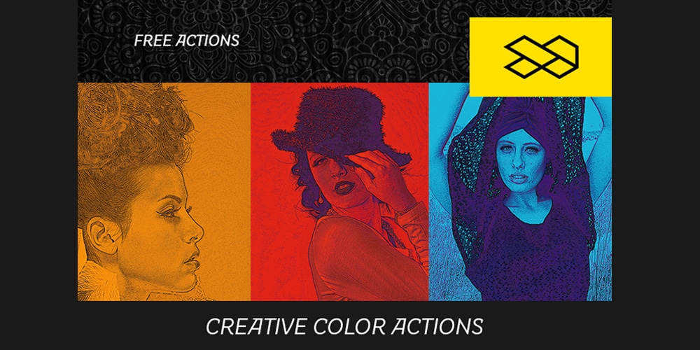 Latest Free Photoshop Actions 1
