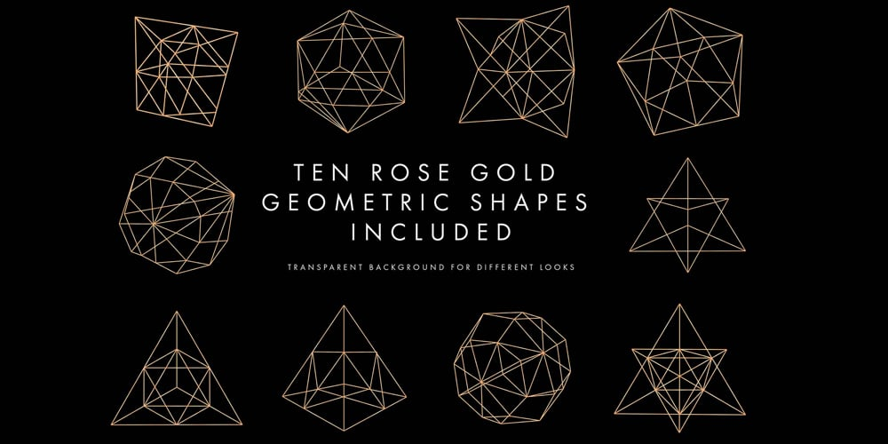 Geometric Shape Patterns