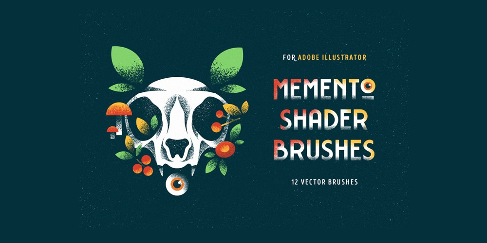 Memento Illustrator Brushes