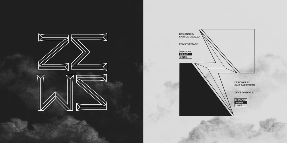 Zews Display Font Family