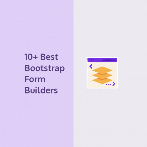 Best Bootstrap Form Builders