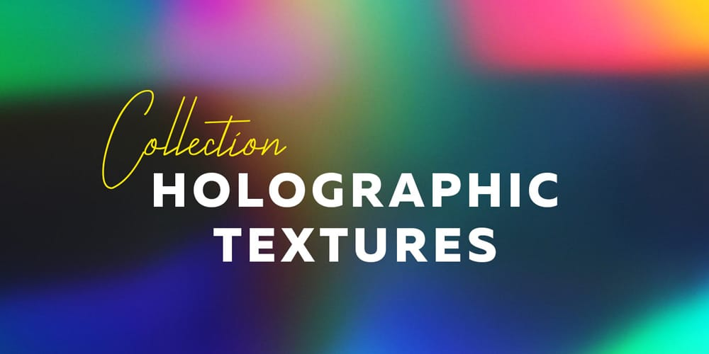 Holographic Texture Collection