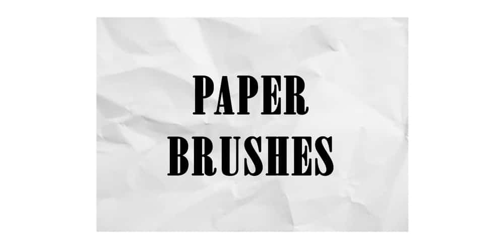 Paper-Brushes