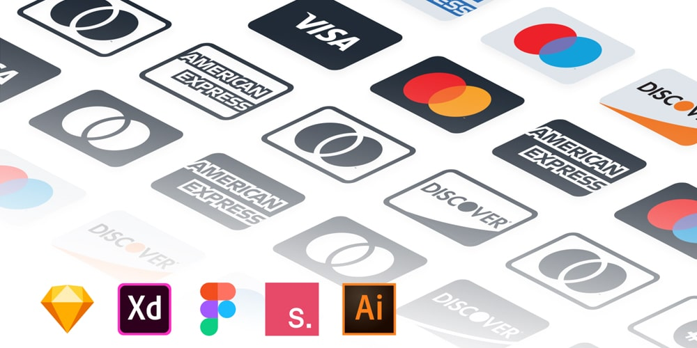 Payment Methods Credit Card Icons
