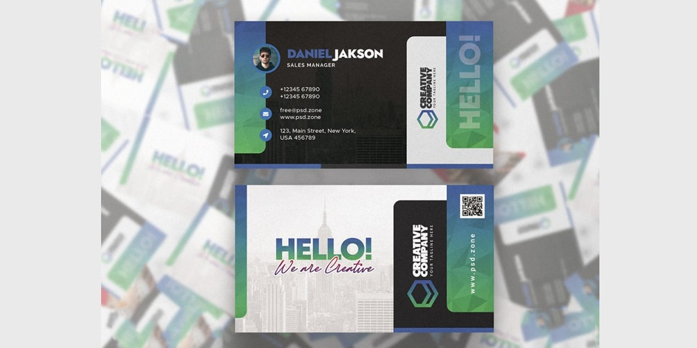 Designer Business Card Templates