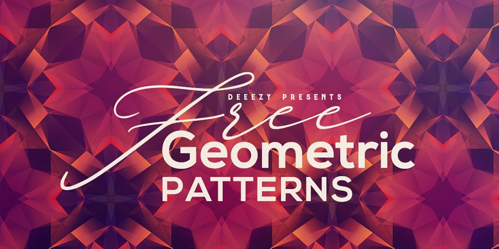 Modern Geometric Patterns