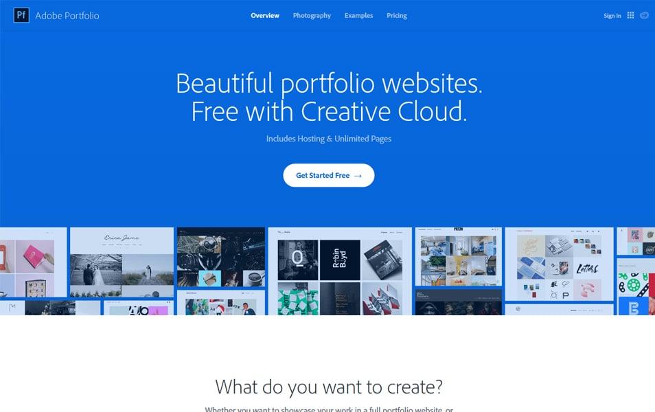 Portafolio Adobe